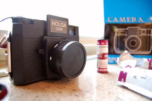 Holga, before :)
