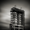 Critical Infrastructure I (Jeff Gaydash) Tags: longexposure blackandwhite industry architecture square rouge industrial detroit refinery nd110 criticalinfrastructure