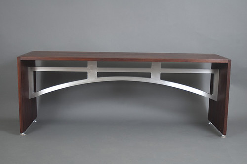 Bruce Schuettinger, The Bridge Table