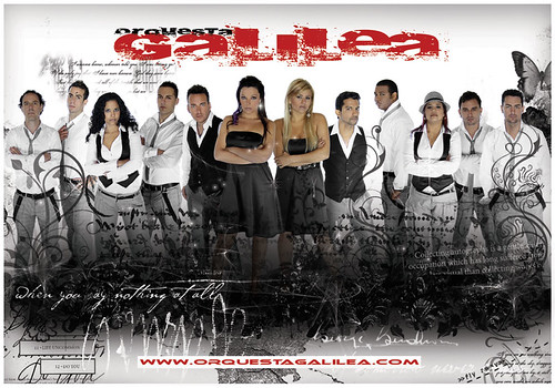 Orquesta Galilea 2010 - cartel