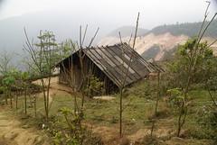 Mt nh in hnh ca vng i ni Sapa (Tran_Thaohien) Tags: people mountain landscape high vietnam ethnic sapa vitnam phongcnh conngi cnhpsapa