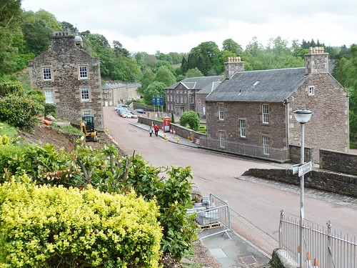 New Lanark World Heritage Site