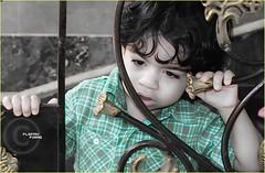 مآشآء الله (ƒlรƒคђ ) Tags: كشخه اطفال لعب حزين مزيون بزران