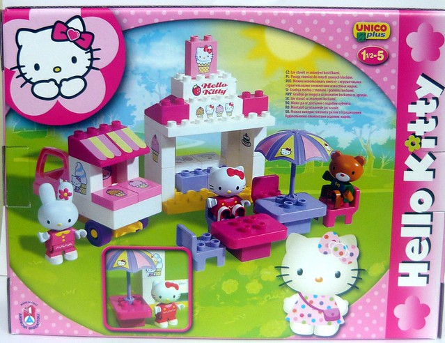Review: Hello Kitty Ice Cream Shop - Community - Eurobricks Forums