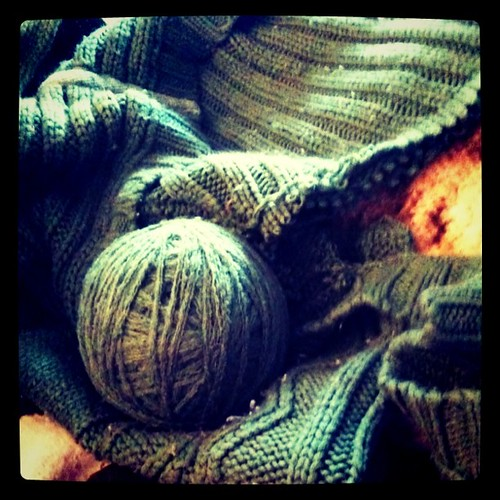 Reclaiming Yarn