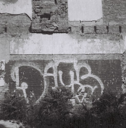 Daub Graffiti, Свема (Svema) Russian Film, ГОСТ 64