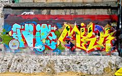HH-Graffiti 69 (cmdpirx) Tags: urban streetart art wall writing painting graffiti mural paint artist wand hamburg can spray bunker crew hh writer hiphop hip hop graff piece aerosol stpauli bombing legal altona sternschanze pauli schanze wildstyle künstler stgeorg fatcap strassenkunst