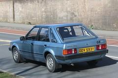 1983 Ford Escort 1.3 L
