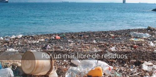 curso basuras marinas