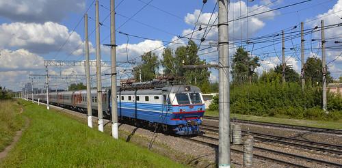 ЧС2К-769, перегон Расторгуево-Калинина