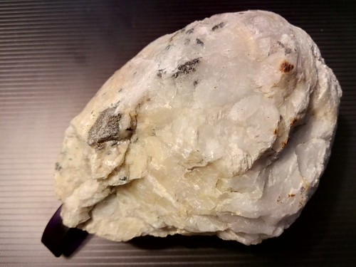 Piece of quartz from Flims, Switzerland
