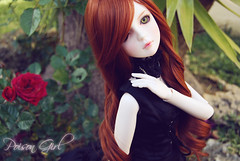 Rowan - DOT Shall (-Poison Girl-) Tags: brown black green rose hair outside eyes doll dolls dress coat gothic goth chinese super dot redhead clothes sd bjd dollfie superdollfie dod rowan eileen poisongirl shall fer dreamofdoll balljointeddoll taltos bjds ashlar lahoo dotshall dotlahoo dodshall rowanmayfair dodlahoo