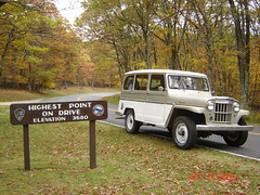 Finally made it!!!! (willys522000) Tags: skyline wagon drive willys greenwoodfurnace centralpennsylvania willystruck