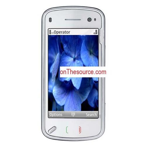 Nokia N97 Slide Quad Band Dual SIM Unlocked Cell Phone