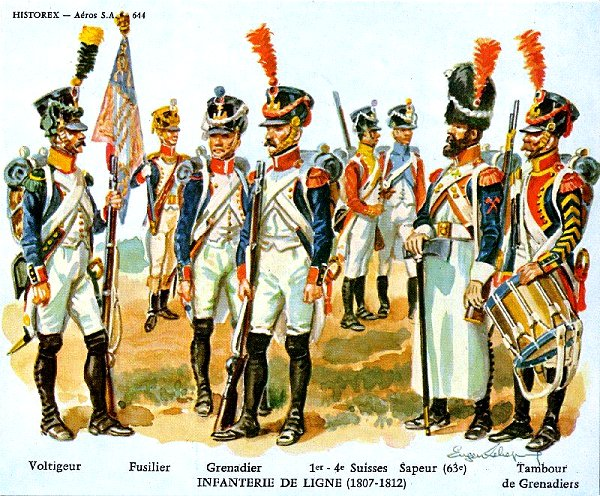 Image result for French Napoleonic NCO