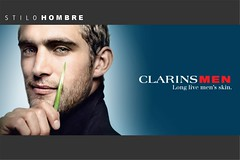 Clarins Men vuelve a Chile