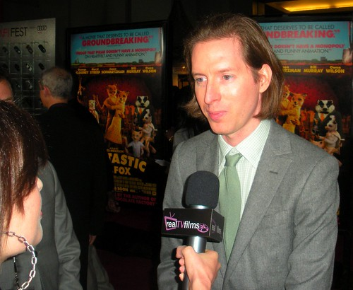 Fantastic Mr. Fox Premiere, Grumman's Theatre Hollywood - AFI FEST Opening Night- RealTVfilms Red Carpet Coverage