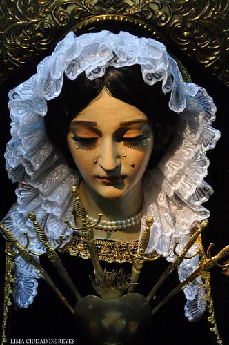 virgen de los dolores de la vera cruz