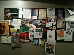 Bulletin Board @ 15th Ave Coffee & Tea