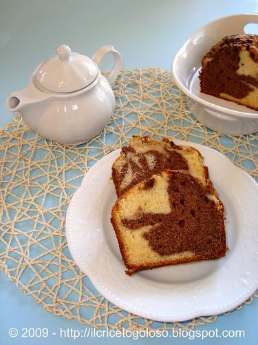 Plumcake al cappuccino di Singrid