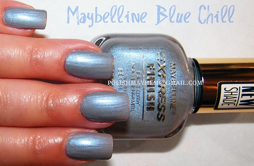 Maybelline Blue Chill