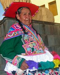 Isabel Atayupanqui Pachacútec (Andina/F.Zora-C)