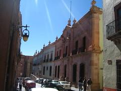 Centro de zacatecas