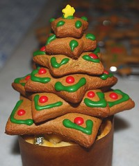 Gingertree (Emporio Dolce) Tags: natal gingerbread papainoel guloseimas presentedenatal