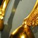 celts - gold torque, detail