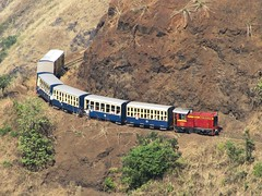 Matheran Mountain Train (snonymousD) Tags: india mountains biosphere railway trains maharashtra matheran westernghats toytrain mountainrailway nmr mountaintrain indianature matheranlightrailway snonymous neralmatheranrailway
