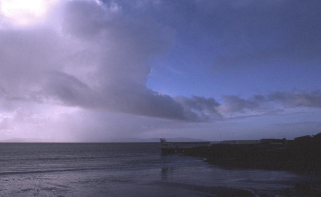 Spiddal Pier