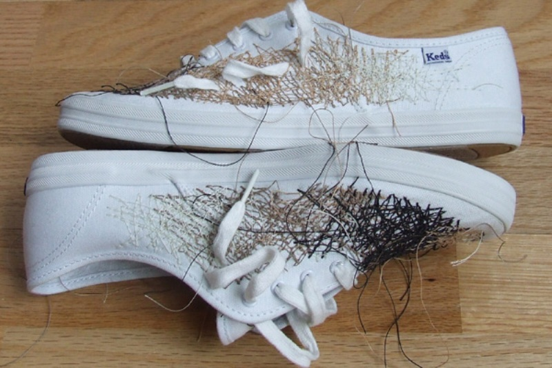 danielle meder customized keds sneakers 1