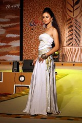 Cultural Diversity Fashion Show: Shot XX (Russell John) Tags: show ladies girls white hot fashion ramp dress stage models tribal dhaka bangladesh 1740mm catwalk 1740mmf4l 450d bangladeshimodels russelljohn bdmodels chinabangladeshfriendshipconventioncenter bangabandhuinternationalconventioncenter