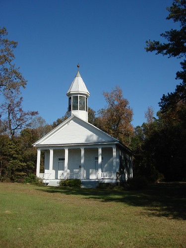Furman Methodist Church, Est. 1858, Furman AL