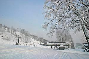 Crystal Mountain - December 8, 2009