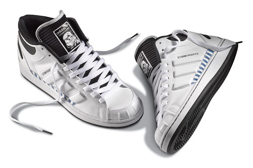 stormtrooper sneaker