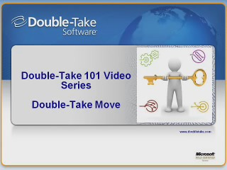 Double-Take Software 101 Video Series: Double-Take Move
