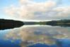 Mirror? (☺ Marlene ☺) Tags: reflection water clouds landscape mirror nikon doubletake d5000