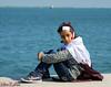 داري ♥ قــطــر♥ مـن قــدهــا , الـشـمـس تـعـشـق خــدهــا (Maryam.Ibrahim) Tags: sea baby day flag national qatar 18dec