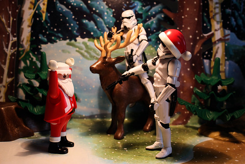 Imperial Requisition #7 - All your Christmas are belong to us