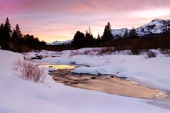 Hope (joe defao) Tags: sky mountain snow hope sierra valley