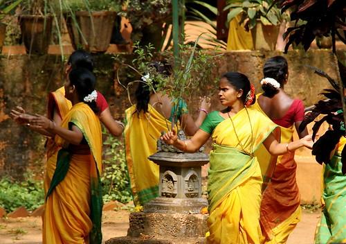 The Vanishing Goan Tribe