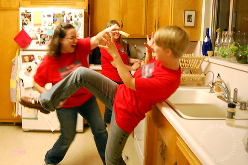 kung fu in the kitchen