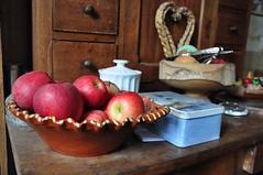 (Rabara) Tags: pomme naturemorte