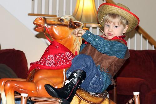 Cowboy Bear 2