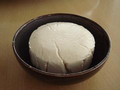Homemade Goat Cheese (Lemon & Miel De Sapin)