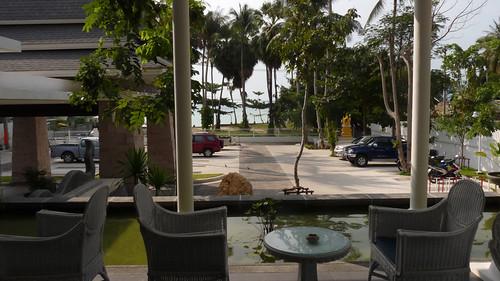 Koh Samui Al's Laemson コサムイ アルズレムソン-reception area4