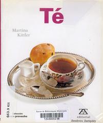 Martine Kittler, Té