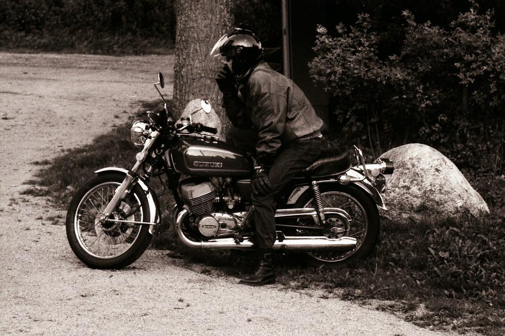 The Motorbike Kid