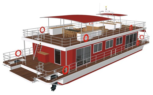 plans and pricing in details modus maris catamarans respect river houseboat respect river houseboat